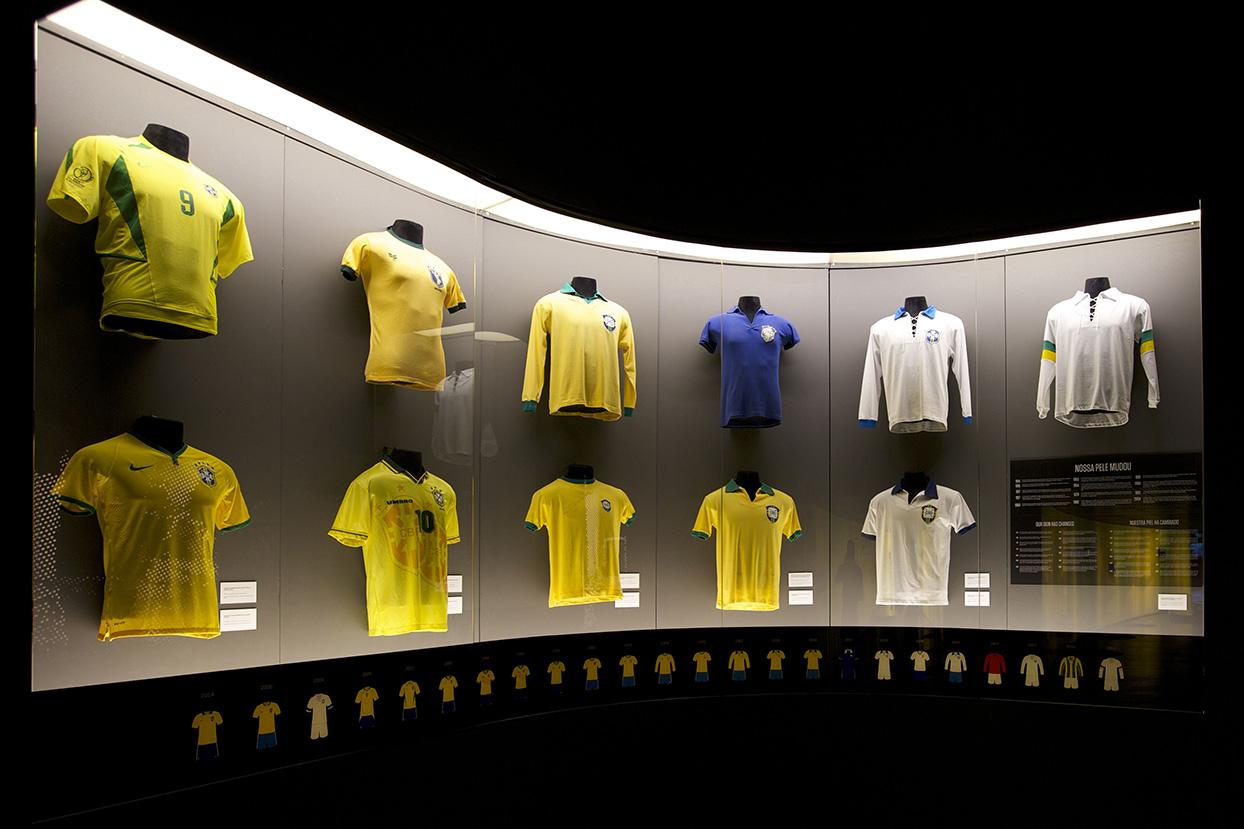 Foto: Museu da Seleção Brasileira