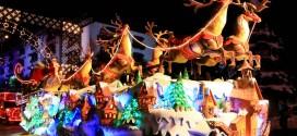 Natal Luz com Serra Gaúcha, Balneário Caboriú e Curitiba
