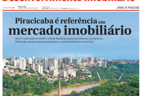 Piracicaba é referência em mercado imobiliário