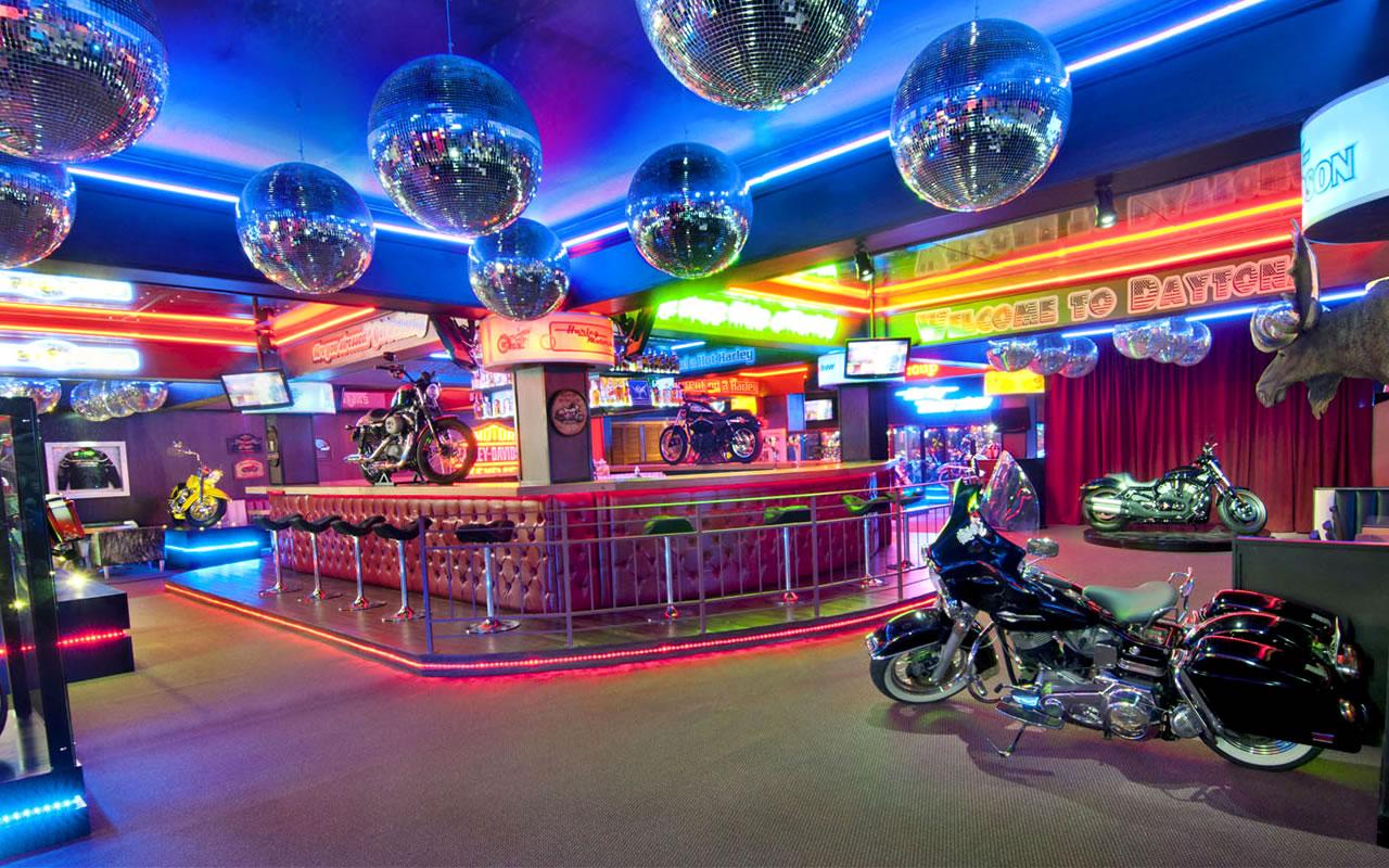 Foto: Museu da Harley