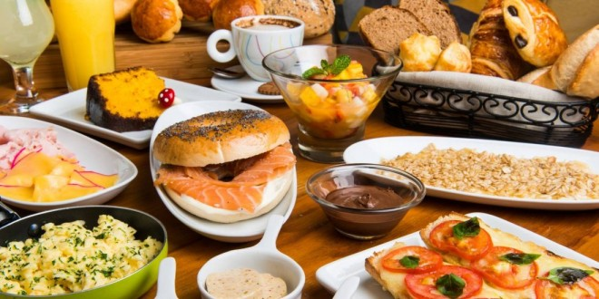 Alimentação no hotel: Café da manhã, Meia Pensão, Pensão Completa ou All Inclusive?