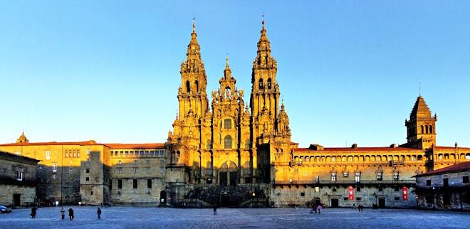 Lisboa e Santiago de Compostela