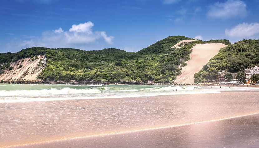 Morro do Careca - Crédito: Thinkstock