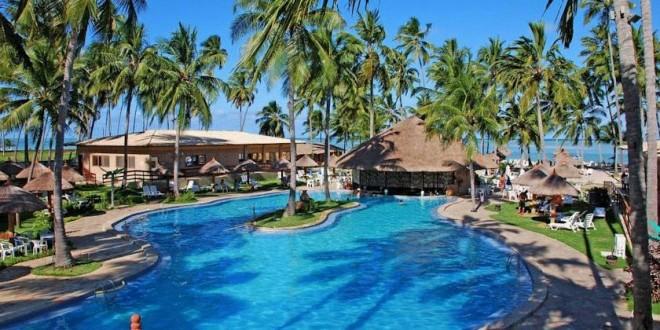 Tranquilidade e conforto é no Resort Grand Oca