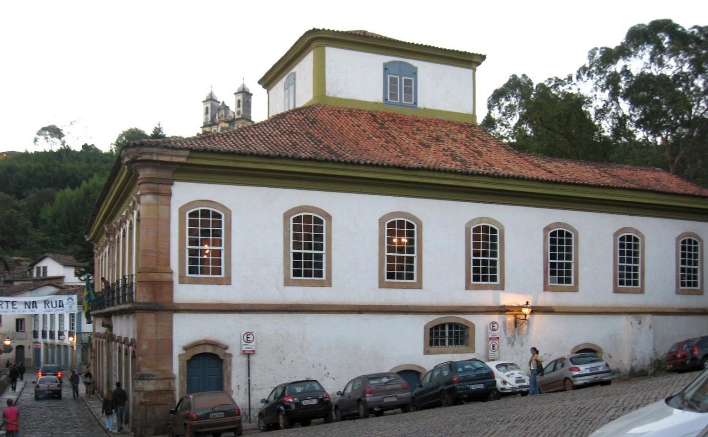 Ouro Preto Casa dos contos