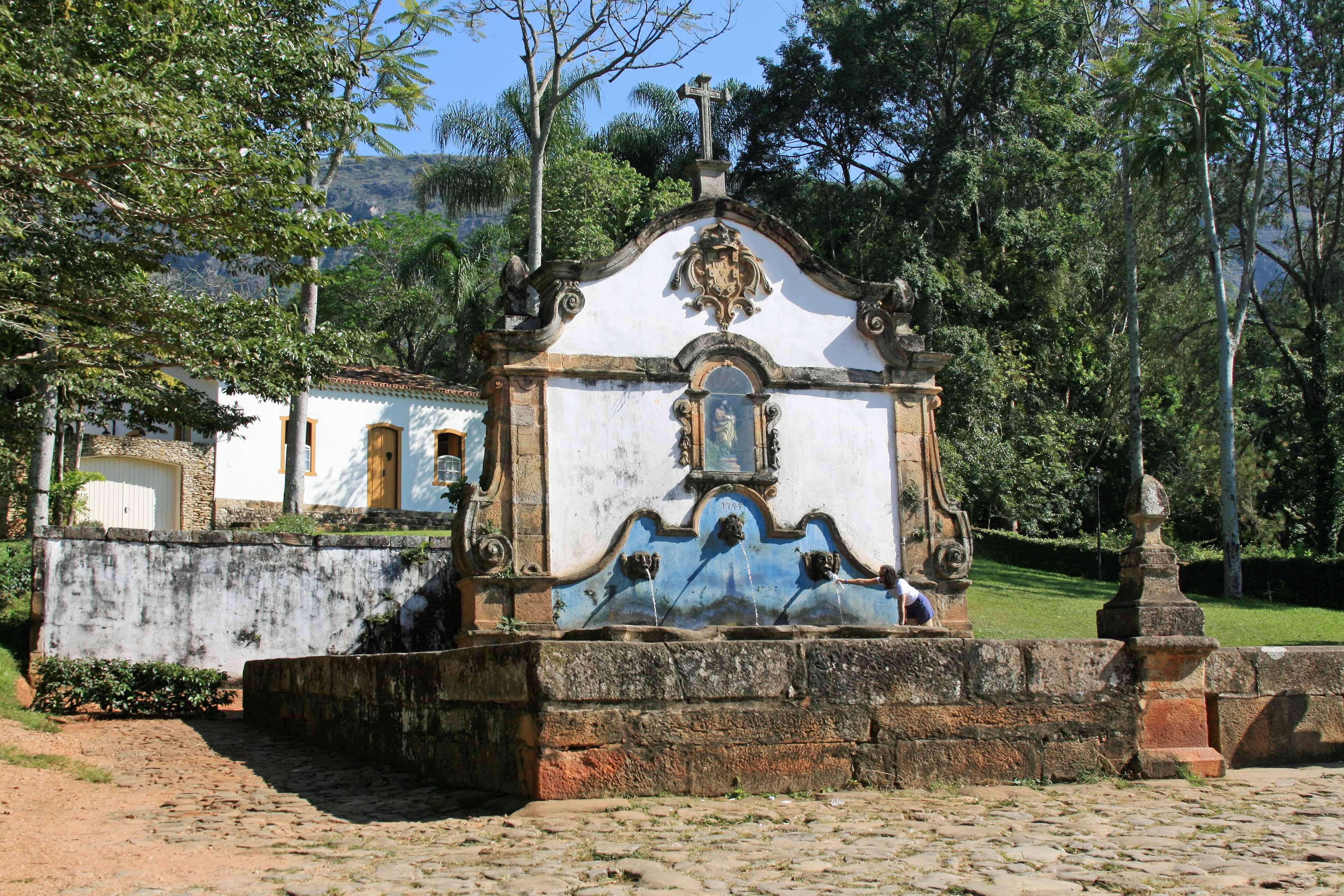 Tiradentes - chafariz São José