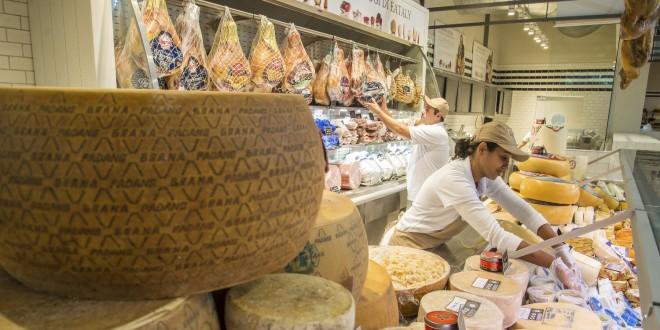 Turista pode trazer queijo e doce de leite do exterior