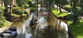 Conheça a cidade holandesa onde não há ruas