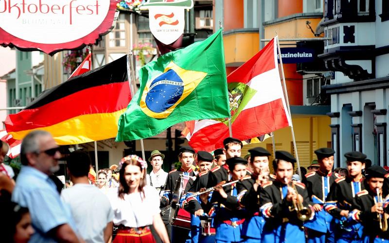 Foto: Oktoberfest Blumenau