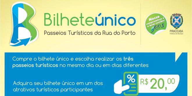"""Passeios Turísticos da Rua do Porto se unem e lançam """"Bilhete Único"""" em comemoração ao Dia das Crianças"""
