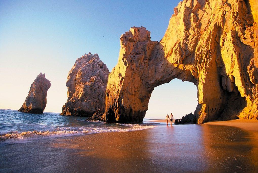 El Arco, em Los Cabos. Destino cada vez mais requisitado para Lua de Mel.