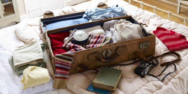 3 dicas para organizar sua mala!