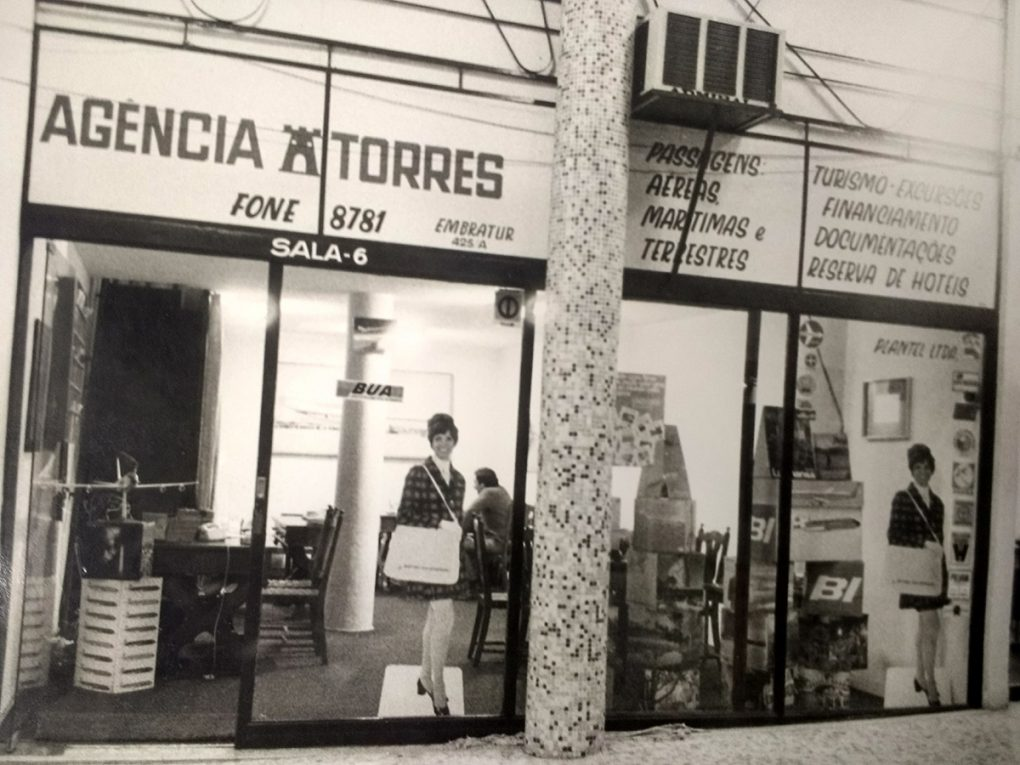 Agência Torres Turismo na Galeria Gianetti