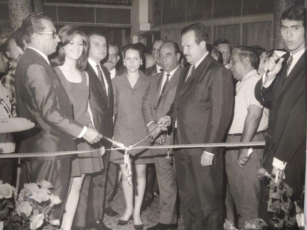 Inauguração da sede da Torres Turismo na Galeria Gianetti