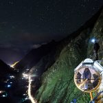 Sky Lodge: a suíte de um milhão de estrelas encravada nas montanhas do Peru