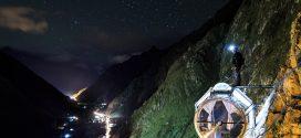Sky Lodge: o hotel de um milhão de estrelas em Cuzco!