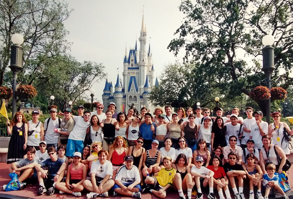 Grupo Torres à Disney World