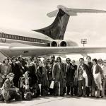 Grupo de Formandos da Esalq de 1972.