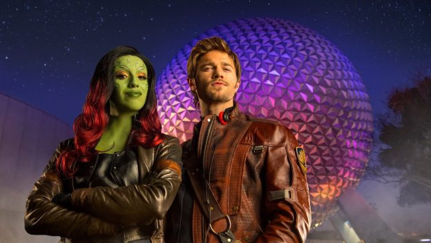 Musical: The Guardians of the Galaxy – Awesome Mix Live!